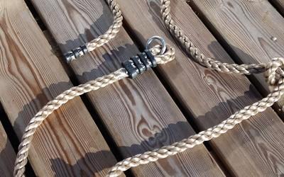 Supynės virvė ,  L -250 cm