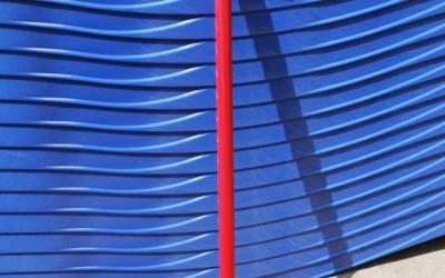Platikinės čiuožyklos, 290x50 cm, iš HDPE plastiko