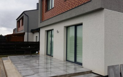 SG04 Stoginė SOLAR veranda - terasa